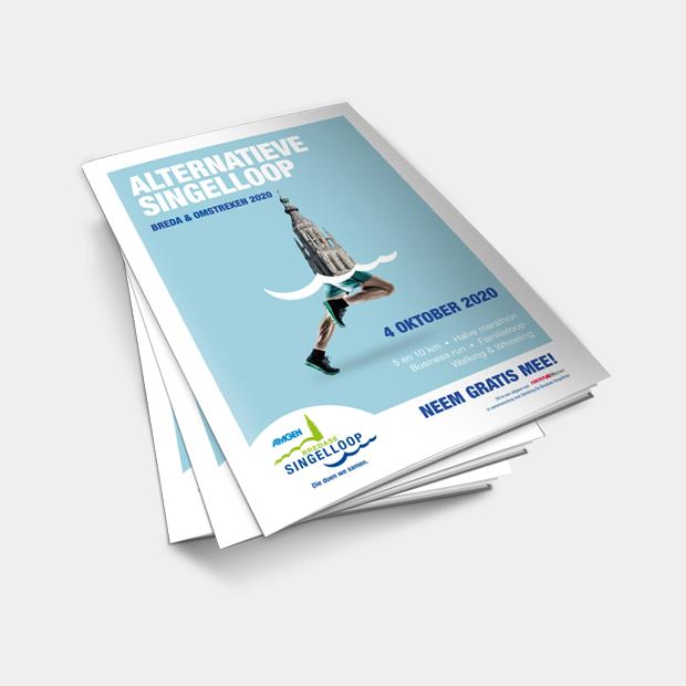Alternatieve Singelloop Breda & Omstreken 2020